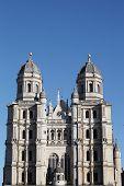 stock photo of michel  - Saint Michel church in Dijon - JPG
