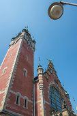 stock photo of polonia  - Gdansk Main Station  - JPG