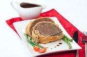 foto of beef wellington  - Beef Wellington  - JPG