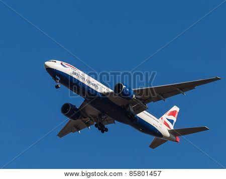 Boeing 777, British Airways