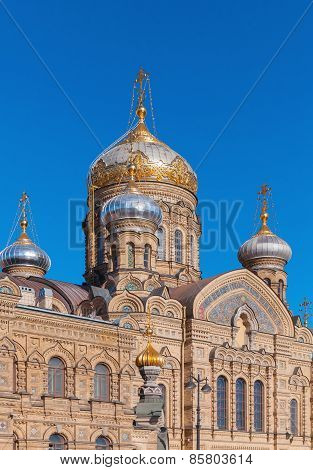 Assumption Church, Vasilevsky Island, Petersburg