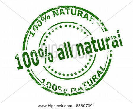 One Hundred Percent All Natural