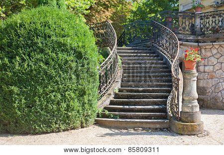 Stairway Exterior