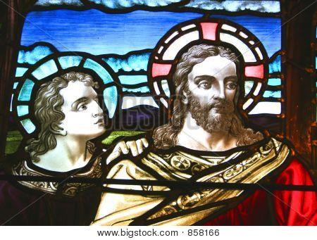 Disciple & Jesus