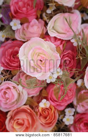 Beautiful Of Rose Artificial Flowers