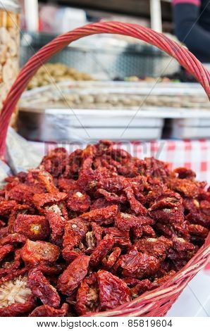 Dry Red Peppers