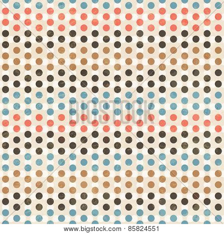Point Seamless Pattern
