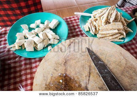 Tofu And Tempe