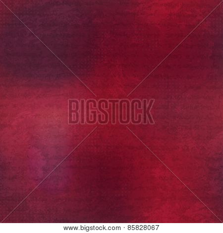 Red Seamless Texture With Carpet Effect