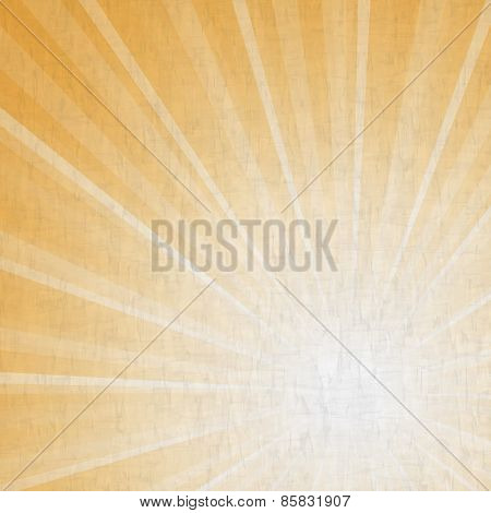 Retro Grunge Light Rays Background