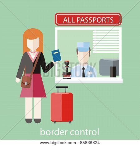 Border control concept