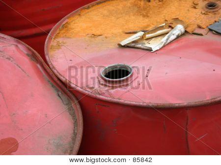 Barris vermelhos