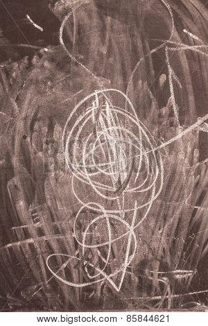 Chalk Board Marks