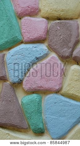Texture Of Abstract Wall For Background