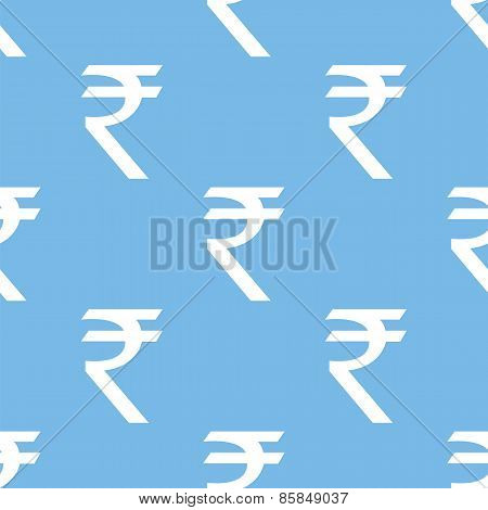 Rupee seamless pattern