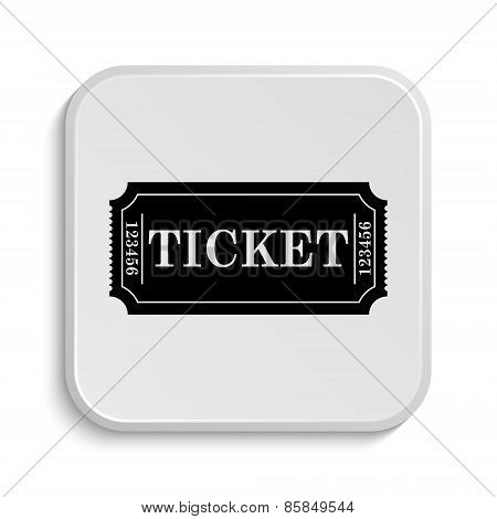 Cinema Ticket Icon