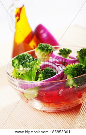 Salad With Broccoli
