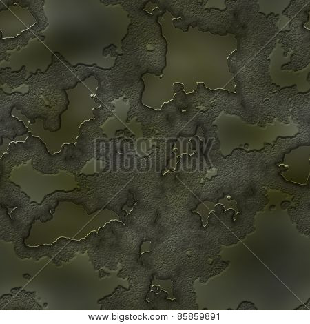 Layered Stone Seamless Generated Texture