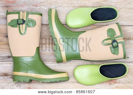 Stylish Footwear For A Fashionable Gardener