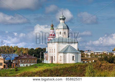 Prophet Elijah's Church, Suzdal, Russia