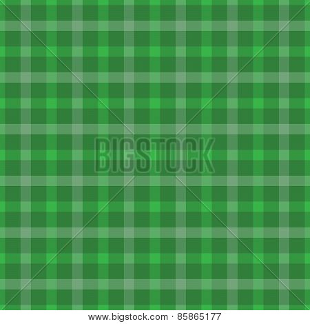 Green Irish Abstract Textile Seamless Background