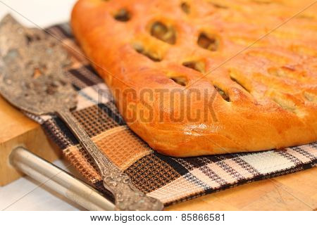 Barmy Meat Pie