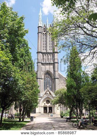 Toronto United Church 2009
