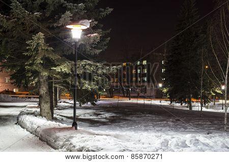 The Winter Square
