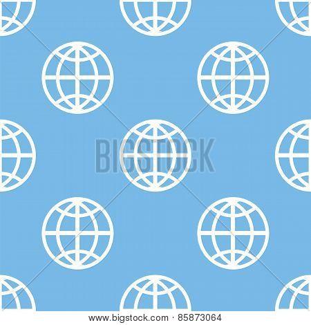 World seamless pattern