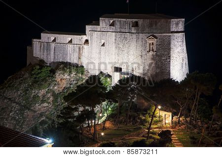 Fortress Lovrijenac, Dubrovnik