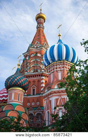 Saint Basil`s Orthodox Cathedral