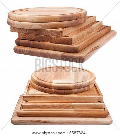 Set Of Kitchen Boards