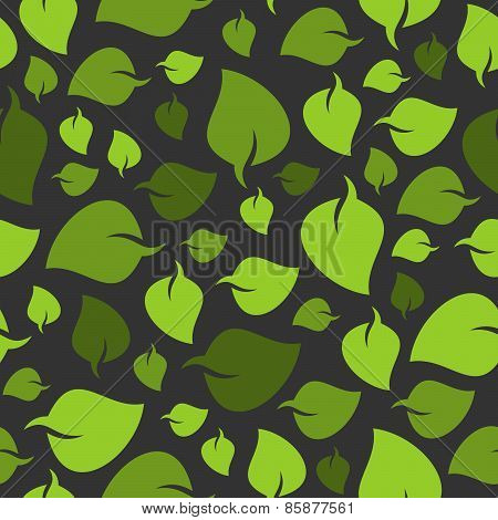 Vector Repeated Ecology Pattern