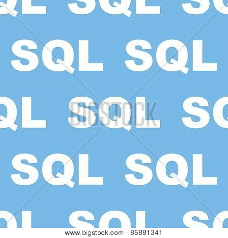 SQL seamless pattern