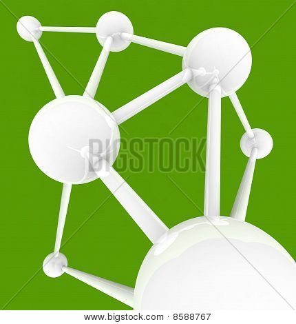 Intercommunication - Connected Spheres