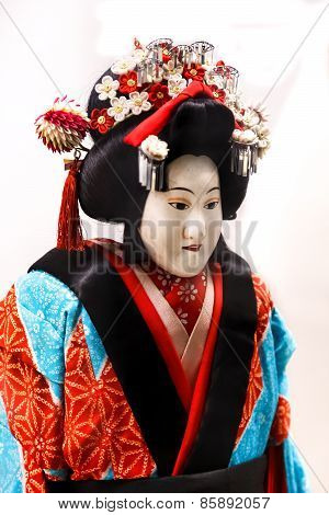 Japanese Puppet