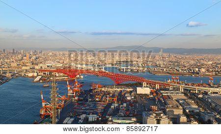 Osaka Bay