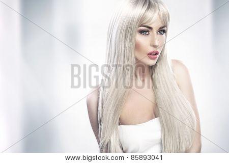 Beauty style portrait