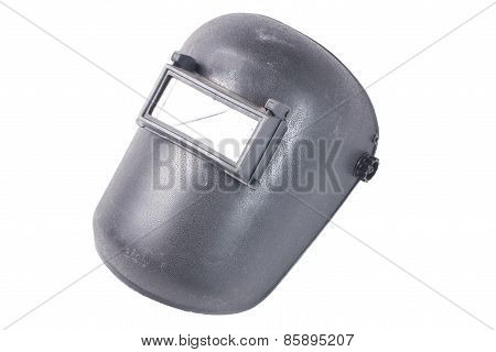 old Welding mask