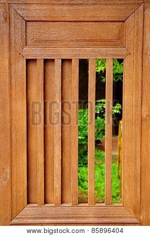 Slide Wooden Windows
