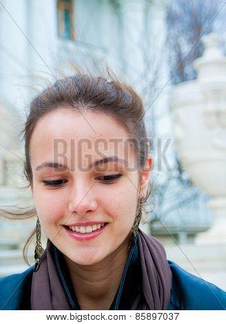 Portrait Face Park