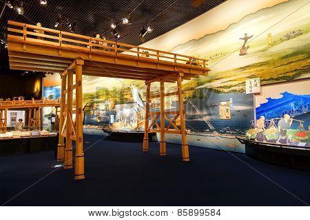 Osaka Museum of History in Osaka
