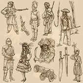 picture of soldier  - WARRIORS and Soldiers  - JPG