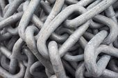 picture of chains  - Chain texture - JPG