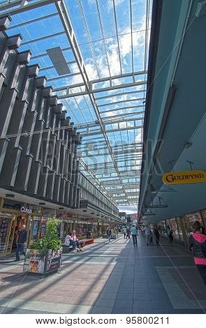 Vallingby Indoor Shopping Center