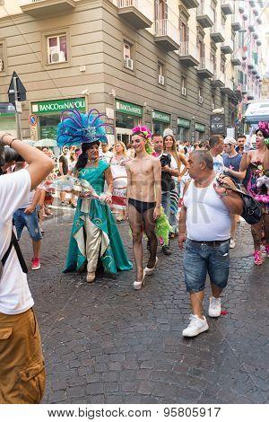 Naples, 2015 - Mediteranean Gay Pride