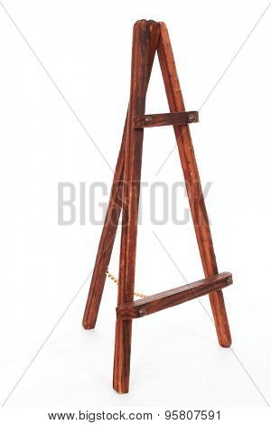 Easel for canvas or art project