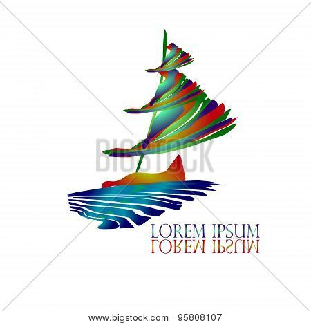 Sail Ship Logo.