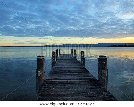 Lake Illawarra Warf