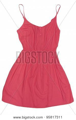 new red sundress